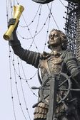 Peter the Great — Stock Photo