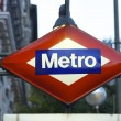 Metro signal - Stock Photo