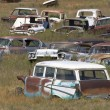 Scrapyard - Stock Photo