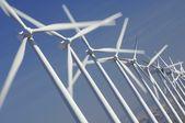 Wind energy — Стоковое фото
