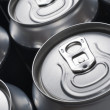 Soda cans — Stock Photo #8666501