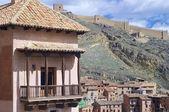 Albarracin village — Stock Photo