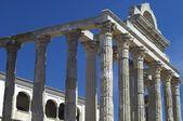 Romerska tempel diana — Stockfoto