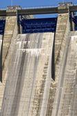 Dam view — Stock Photo