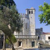 Tomar klášter — Stock fotografie