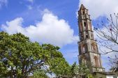 Tower in Cuba — Stock Photo