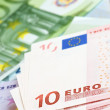 Euro banknotes — Stock Photo #8914393
