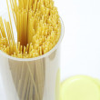 Stock Photo: Spaghetti box