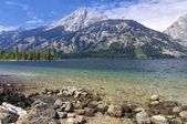 Jenny Lake — Stock Photo