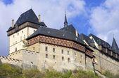 Castillo de karlstejn — Foto de Stock