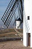 Windmills — Stock Photo