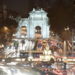 Night Madrid — Stock Photo #9778253