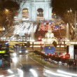 Night Madrid — Stock Photo #9778260