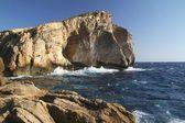 Fungus Rock, Gozo, Malta — Stock Photo