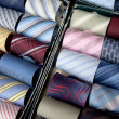 Stock Photo: Tie colors