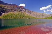 Alpine Lake in Montana — Stock Photo