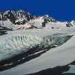 Glacier in the Alaskan Wilds — ストック写真