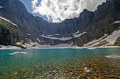 Iceberg Lake on Summer Day — Stock Photo