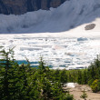 Iceberg Lake in Summer Sun — Stock Photo