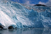 Blue Ice on The Ocean — Stock Photo