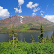 Stock Photo: Alpine Lake in wilds