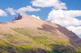 Cordillera en horas de la tarde — Foto de Stock