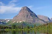 Mountain Peak in the Wilds — Stock Photo