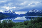 Twilight in the Yukon — Stock Photo