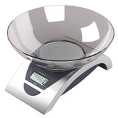 Food scales — Stock Photo