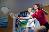 Badminton — Foto Stock