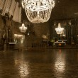 Wieliczka. Salt mine — Stock Photo #8230440