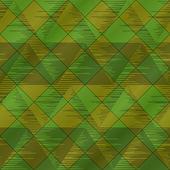 Abstrato xadrez sem emenda, verde — Vetorial Stock
