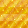 Gold abstract background seamless — Stock Photo