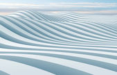 Abstract wave stripes surface background — Stock Photo
