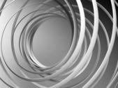 Resumen fondo espiral 3d — Foto de Stock
