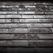 Stock Photo: Dark metal wall background texture