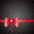Royalty-Free Stock Vector Image: Red bow