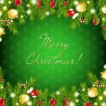 composição de Natal — Vetorial Stock
