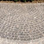 Part of a concrete pavement — Stock Photo #10426787