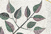 Tree-like mosaic background — Stock Photo