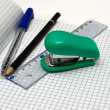 School tools — Stock Photo #8110836