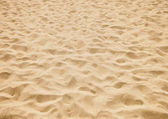 Texture of yellow sand — Stock Photo