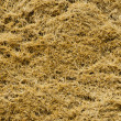 Stock Photo: View to straw closeup as background