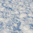 Snow background — Stock Photo