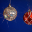 Christmas balls — Stock Photo #8287944