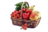 作物的蔬菜和水果 — 图库照片