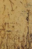 Rusty metal wall — Stock Photo