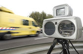 Speed camera — Stock Photo