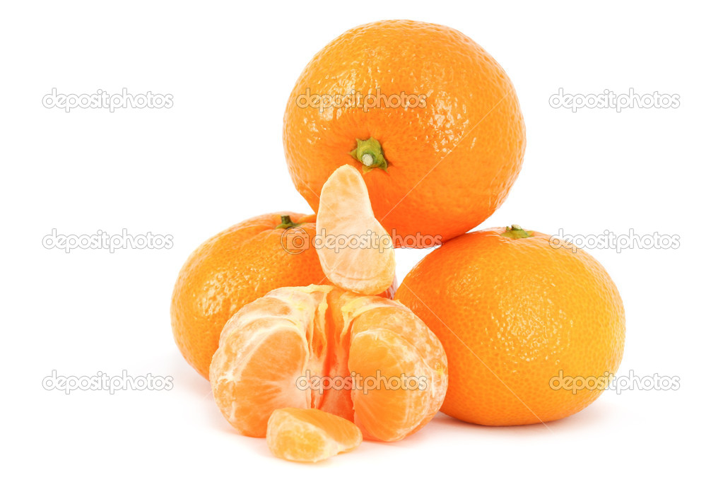 The Tangerines — Stock Photo #8176629