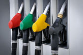Petrol station — Foto Stock